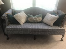Couch, chairs and end tables in Batavia, Illinois