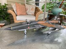 REDUCED!! Republic F-105 Thunderchief in Cherry Point, North Carolina