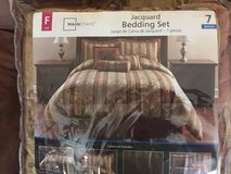 7 piece Comforter set in Fort Leonard Wood, Missouri