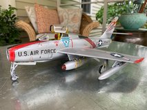 REDUCED! Republic F-84F Thunderstreak 1/48 Scale (completed) in Cherry Point, North Carolina