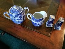 Blue Willow China 5pc in Fort Campbell, Kentucky