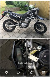 2009 Kawasaki KLX 250SF- Low Miles in Grafenwoehr, GE