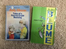 2 Judy Blume Books in Camp Lejeune, North Carolina