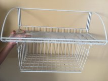 Wall Mounting Utility Metal Shelves- garage organizer in Naperville, Illinois