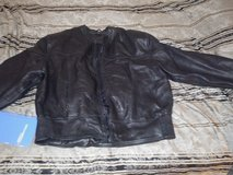 Leather motor cycle jacket sales for 375 and 400. This is new for 250.00 o.b.o in Lake Charles, Louisiana