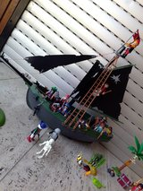 PLAYMOBIL Pirates Ship with RC Underwater Motor in Wiesbaden, GE