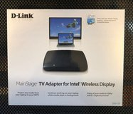 D-Link TV Adapter for Intel Wireless Display in Okinawa, Japan