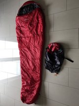 Sleeping Bag in Ramstein, Germany