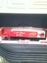 COCA COLA COLLECTABLE DIE CAST in Fort Polk, Louisiana