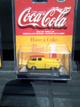COCA COLA COLLECTABLE DIE CAST CARS in Fort Polk, Louisiana