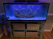 Fish Tank and Accessories in Cherry Point, North Carolina