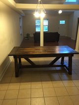 Dining Room Table set + Side Table in Fort Belvoir, Virginia