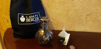 New Lampe Berger Fragrance Lamp and New Oil in Westmont, Illinois
