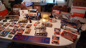 I have Nascar & Harley Collectibles in Fort Campbell, Kentucky