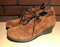 Wolky Suede Wedge Shoes (8) in Kingwood, Texas