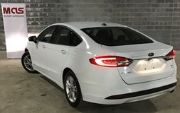 2018 Ford Fusion SE >> Certified Pre Owned (CPO) in Grafenwoehr, GE