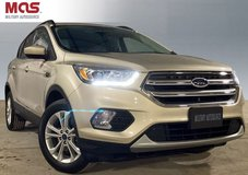 2017 Ford Escape SE  >> Certified Pre Owned (CPO) in Grafenwoehr, GE