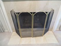 FIREPLACE SCREEN in Kingwood, Texas