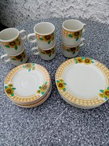 Coffee sets in Ramstein, Germany