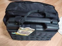 Flambeau Large Range Bag with Hard Case, New w/ Tags in Cherry Point, North Carolina