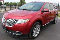 2011 Lincoln MKX - Clean Title in Pasadena, Texas