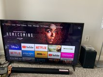 LG TV 55 in 4K smart tv in Fort Belvoir, Virginia