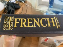 French/English dictionary in Okinawa, Japan