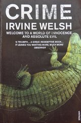 2 books of Irvine Welsh in Okinawa, Japan