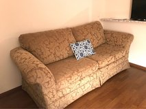 Super nice comfy couch (NEED GONE ASAP) in Okinawa, Japan
