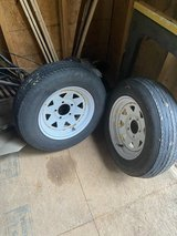 Trailer rims in Fort Campbell, Kentucky