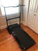 Walking Treadmill Desk in excellent condition in Camp Lejeune, North Carolina