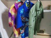 3 Men's Tailor made New Button down XL Shirts in Travis AFB, California