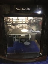2X -- 3D Printer Solidoodle 4 in Ramstein, Germany