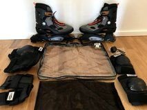 In-line skates Excellent condition (barely used)! in Grafenwoehr, GE