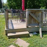 deck 9 x 10 in Fort Campbell, Kentucky