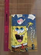 Sponge bob address book in Okinawa, Japan