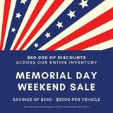 Memorial Day Sale in Spangdahlem, Germany
