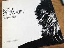 Rod Stewart Storyteller 1964-90 - 4 CD Boxed Collector Set in Naperville, Illinois