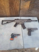 3 bbs guns all work good in Yucca Valley, California
