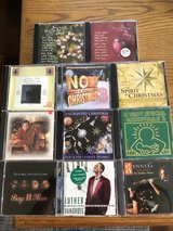11 Christmas CDs Excellent Condition in Aurora, Illinois
