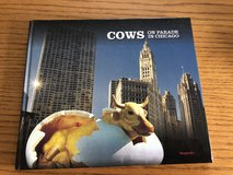 Cows on Parade in Chicago - Hardcover Book in Naperville, Illinois