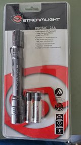 Streamlight Protac, tactical  flashlight. new. in Las Cruces, New Mexico