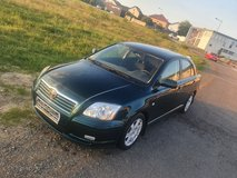 Toyota Avensis 2.4 Automatik 2004 only 86.000 miles in Ramstein, Germany