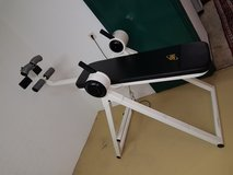 Full automatic inversion table machine for your neck and spine in Wiesbaden, GE