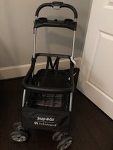 Snap and go universal car seat stroller in Kingwood, Texas