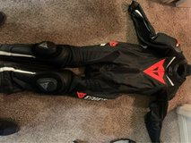 Dainese size 50 full body riding suit in Fort Leonard Wood, Missouri