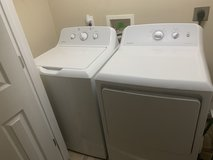 Washer and Dryer Set (Hotpoint) in Fort Campbell, Kentucky