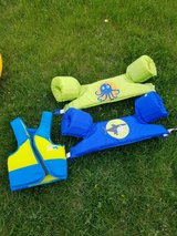 Puddle Jumpers and Flotation Vest in Morris, Illinois