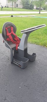 Childs bike seat weerider in Batavia, Illinois