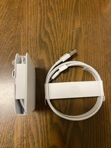 Apple Earpods and Lightning Cable in Okinawa, Japan